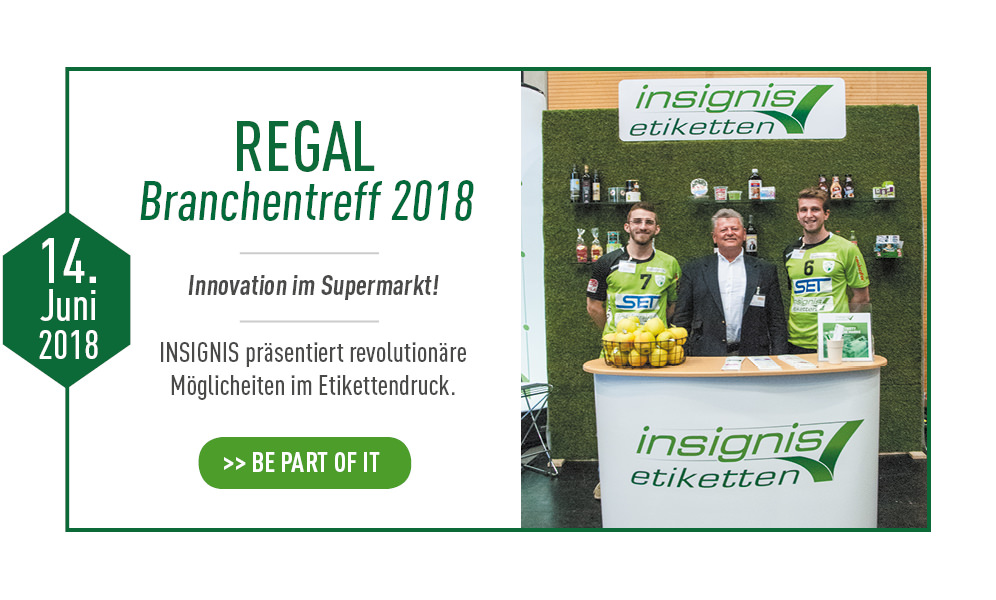 Regal Branchentreff 2018