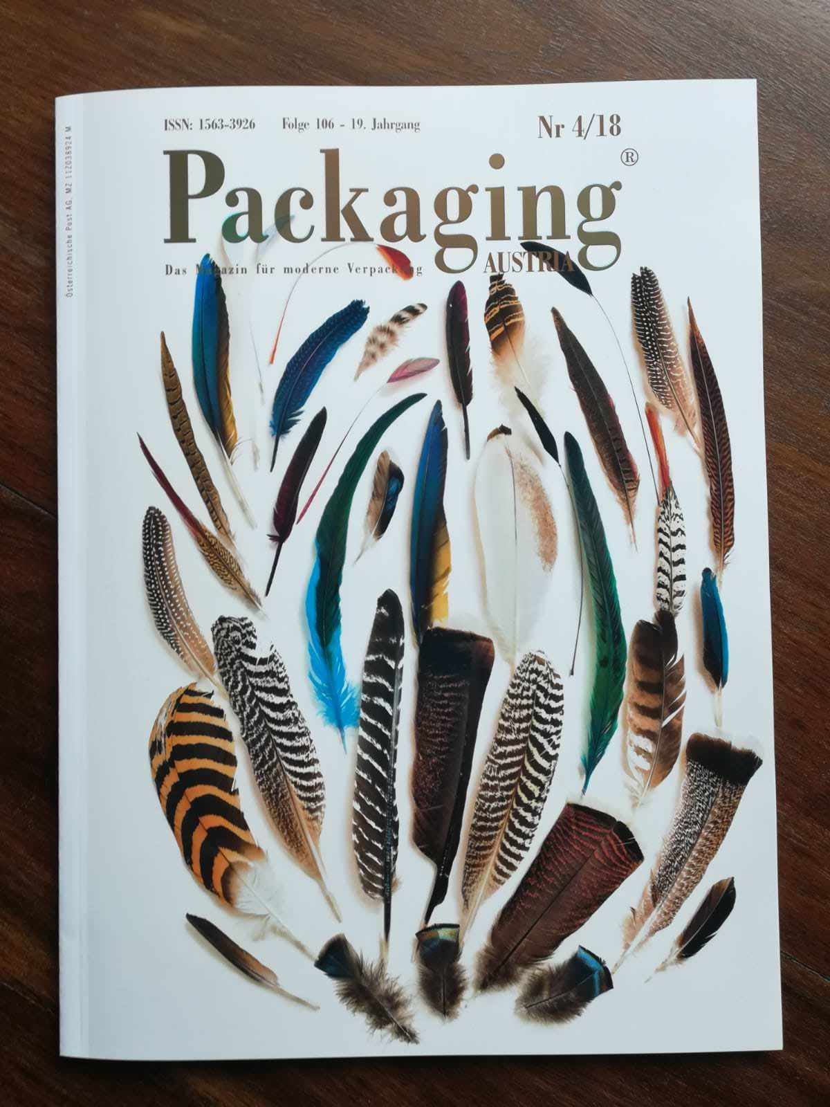 Packaging Austria Cover