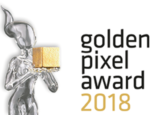 Golden Pixel Award 2018