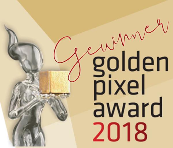 Golden Pixel Award Gewinner