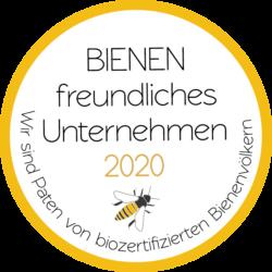 Bienenfreundliches Unternehmen