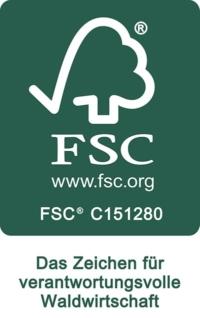 FSC zertifizerit